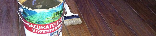 Saturateur pour terrasse bois