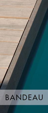 Pose terrasse finition bandeau La Rochelle
